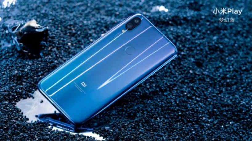 Xiaomi Mi Play with MediaTek Helio P35 SoC, dual cameras launched: Price, specifications, features